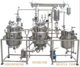 De Machine van de Extractie van de Trekker van het Zoethout van de Theeblaadjes van de Bloem van de Wortel van het roestvrij staal