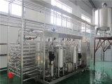 Entièrement automatique 6000L/H Type de tube de la confiture de fruits de la machine de stérilisation