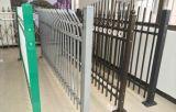 까만 강철 주거 철 금속에 의하여 용접되는 철과 알루미늄 담 위원회