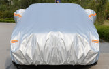 Quanlity Quanlity Folding Silver PEVA A prova de prova de capa de carro impermeável para Das Auto