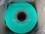 Pellicola colorata dell'imballaggio dell'azienda agricola di LLDPE, pellicola poco costosa dell'involucro del silaggio, pellicola UV del pacchetto di resistenza per l'Italia