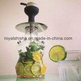 Alto narghilé di vetro di Shisha di arte del Borosilicate di vendite calde