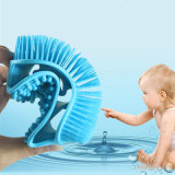 Limpeza do bebé de silicone a Ferramenta de Limpeza da escova de lavagem