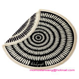Toalla de playa circular impresa con alta calidad