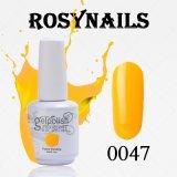 Tremper les clous Salon professionnel hors gel UV de couleur Nail Art Polonais
