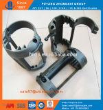 Protezione collegantesi del cavo dell'acciaio di getto per tenere cavo piano