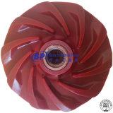 Специальная материальная турбинка насоса Slurry полиуретана сделанная в Китае