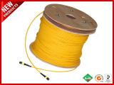24 f o бронированные ССП MTP одномодовый оптический кабель OFNP куртка