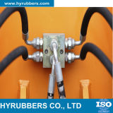 Manguito hidráulico de SAE100 R4 para para industrial