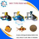 Máquina industrial de la protuberancia del alimento de perro de la capacidad grande del uso