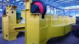 de Op rails gemonteerde Dubbele Kraan van de Brug van de Balk 30ton 50ton