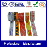 Forte Adhesive Custom Logo Printed BOPP Packing Tape con Company Logo
