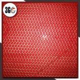 Couvre-tapis de vente chaud de serpent de PVC 2017 sans support (couvre-tapis de S)