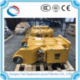 Motore protetto contro le esplosioni della macchina per tracciamento di gallerie di Ybud per scavare una galleria