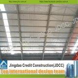 Edifício da construção de aço da luz do baixo custo