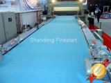 Textilfertigstellungs-Maschinerie-Zirkulations-Öl-mächtiges Röhrengewebe-Verdichtungsgerät