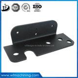 部品を押す極度の市場のためのOEMの金属またはアルミニウムまたは鋼鉄台紙ブラケットサポート立場