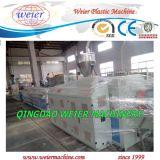 Ligne extérieure de machine de fabrication de profil de paquets de WPC