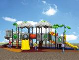 Campo da giuoco esterno della trasparenza di Playsets dei bambini da vendere HD-Tsa003