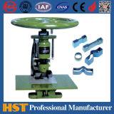 HS5010 Haltere máquina de corte de Amostra de borracha de plástico