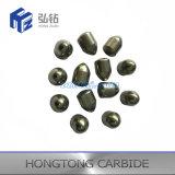 Lege Knopen van het Carbide van het Wolfram voor Overzee