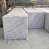 Prezzo di pietra di marmo bianco per la parete e le scale