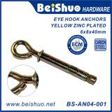 Rawl Shield Anchor Anneau à anneau à anneau fermé