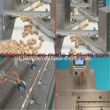 Limpeza automática e a alimentação da máquina para a bolacha