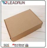 Mailbox-Karikatur-Fall gewellter schützender Eilbote tragen Papierpapverpackungs-Kasten (YSM40g)