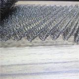 Corrugado / prensado de punto de alambre de malla - solo filamento o doble Flament