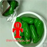 La escritura de la etiqueta privada del OEM que adelgaza pérdida de peso de las píldoras encapsula la comida sana