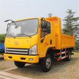Camion à benne basculante de roue de FAW 4X2 6 à vendre à Dubaï