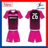 Футбол Джерси клуба сублимации одежды сбывания Healong горячий