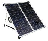Motorhomeのためのアンダーソンのプラグが付いている太陽電池パネルを折る100W