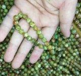 Chaîne de perles de pierres précieuses à gemme (Esb01788