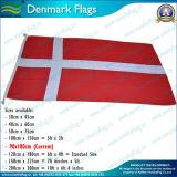 90X180cm filés de polyester 160gsm Danemark Drapeau (NF05F09013)