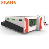 금속을%s 1kw 2kw 스테인리스 Laser Cutlaser 절단기