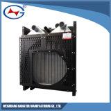 Hy6120zld-3: el radiador para grupo electrógeno Weichai