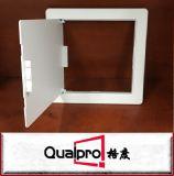 8 dentro. X 8 dentro. Painel de acesso plástico AP7611 da parede ou do teto