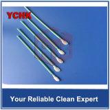 В пробирке полиэфира Cleanroom двойного слоя Stock противостатической головки полиэфира супер мягкой