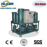 Dell'impianto industriale residuo di depurazione di olio idraulico