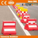 Mini-Segurança do tráfego rodoviário de abastecimento de água de plástico Barreira