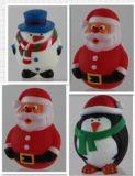 Brinquedo decorativo para animais de estimação para cães de Natal