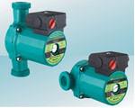 Sistema RS25-7 della pompa termica di circolazione
