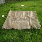 UV-BEHANDELTe pp.-Ineinander greifen-Beutel für verpackenbrennholz