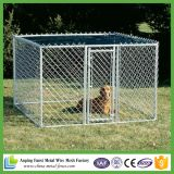 Vente en gros Alibaba Outdoor Large Portable Galvanized Dog Kennel
