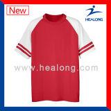 Jersey faits sur commande de base-ball de chemises de sublimation