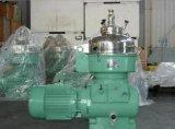 Centrifugadora completamente automática del disco de Dourable para la extracción de petróleo planchada en frío del coco
