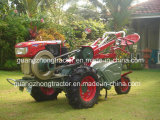 Het Lopen van de lage Prijs Tractor voor het Gebruik van het Landbouwbedrijf