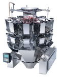Doble puerta Weigher multiterminal